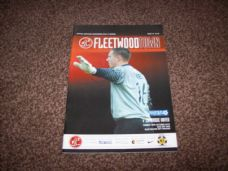 Fleetwood Town v Cambridge United, 2010/11